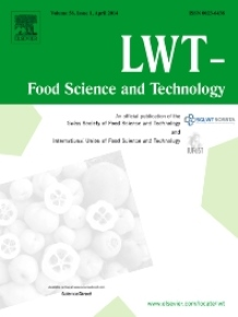 GRUPPO TPP SU LWT – FOOD SCIENCE AND TECHNOLOGY